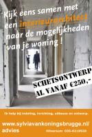 advertentie woningplanner Sylvia van Koningsbrugge